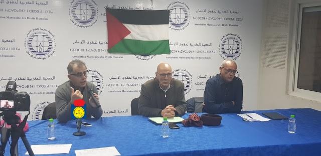"""حركة """"BDS"""" المغرب تنظم ندوة حول """"ارتفاع وتيرة التطبيع بالمغرب"""""""