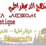 نداء النهج الديمقراطي لمسيرة دعم فلسطين