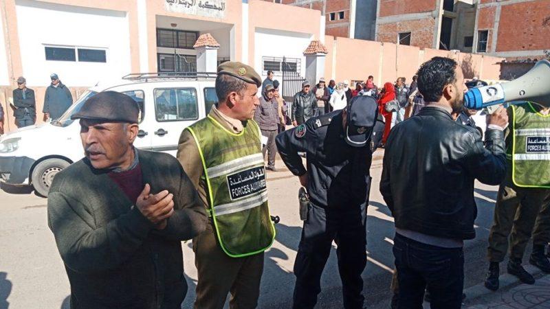 """عاجل: حكم قاس وجائر في حق الرفيق ع العالي باحماد """"بوذا"""""""