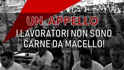 نداء من العمال الإيطاليين إلى عمال العالم!