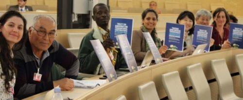 جنيف: من أجل معاهدة ملزمة بشأن الشركات متعددة الجنسيات وحقوق الإنسان