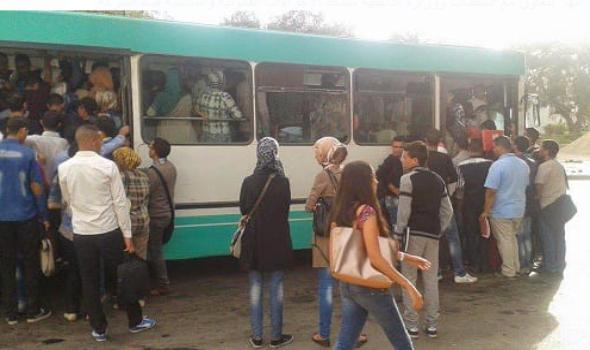 القنيطرة: جريمة التلاعب بحق المواطنين في خدمة النقل الحضري