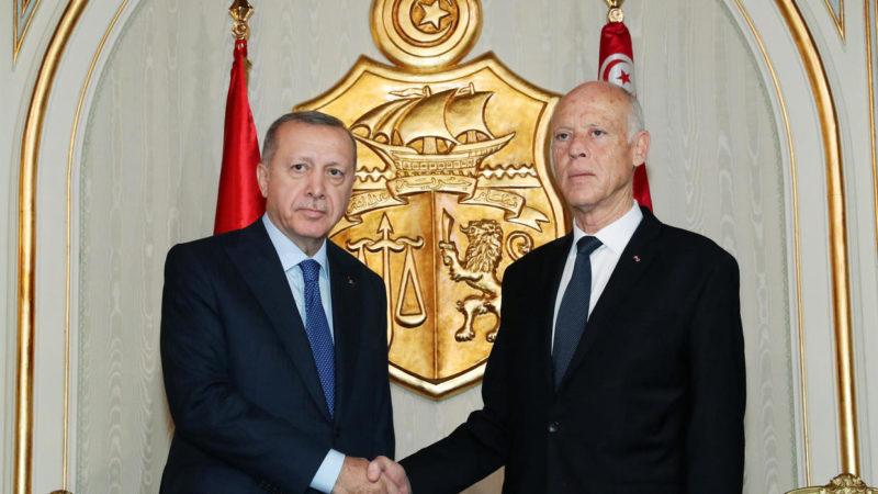حزب العمال: لا مصلحة للشعب التونسي في الاصطفاف وراء أردوغان