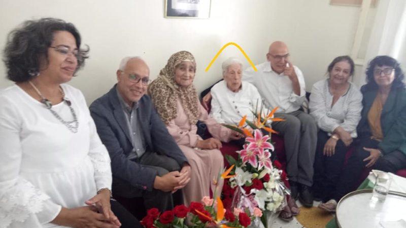 الوالدة فلوري اسيدون: الذاكرة الحية اليقظة للمغرب الذي نريد