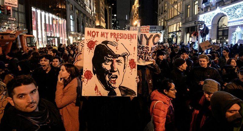 الشعبية تُعبّر عن تضامنها مع الشعب الأمريكي في مواجهة العنصرية